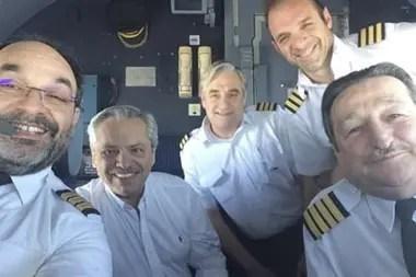 Alberto Fernández gastó $4,5 millones para volar en la campaña