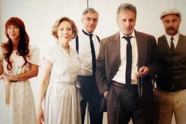 Cinco artistas argentinos son puestos en escena en