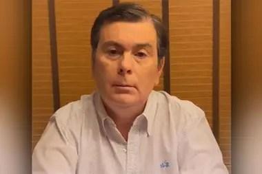 """Gerardo Zamora le pidió disculpas a los padres de Abigail: """"Me responsabilizo, el Estado ha fallado"""""""