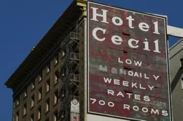 Escena del crimen: la desaparición en el hotel Cecil llegará a Netflix el próximo 10 de febrero