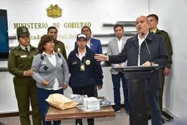 María Palacios, arrestada ayer, dijo que era dinero para PDVSA