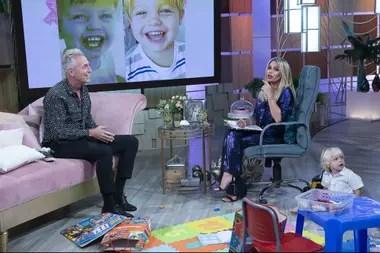 Marley y Florencia Peña hablaron de sus hijos en una divertida entrevista