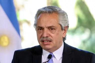 El presidente Alberto Fernández dijo hace una semana que avanzamos hacia una