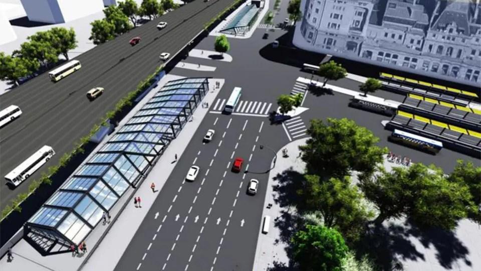 Lanzan un plan ferroviario de US$ 14.187 millones, con nuevas vías y vagones, buscan mejorar la seguridad y reducir la espera. Foto: Gentileza Ministerio de Transporte