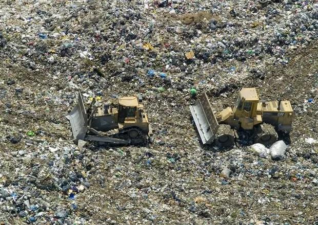 La meta de la provincia y los municipios es impulsar el reciclaje y reducir al mínimo los desechos que se entierran