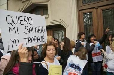 Suteba exige la resolución de todos los errores en los salarios de los maestros