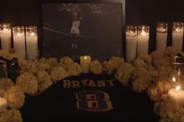 Kobe Bryant habló sobre la muerte en el contexto del lanzamiento de zapatillas con su nombre, que se realizó con motivos relaconados al