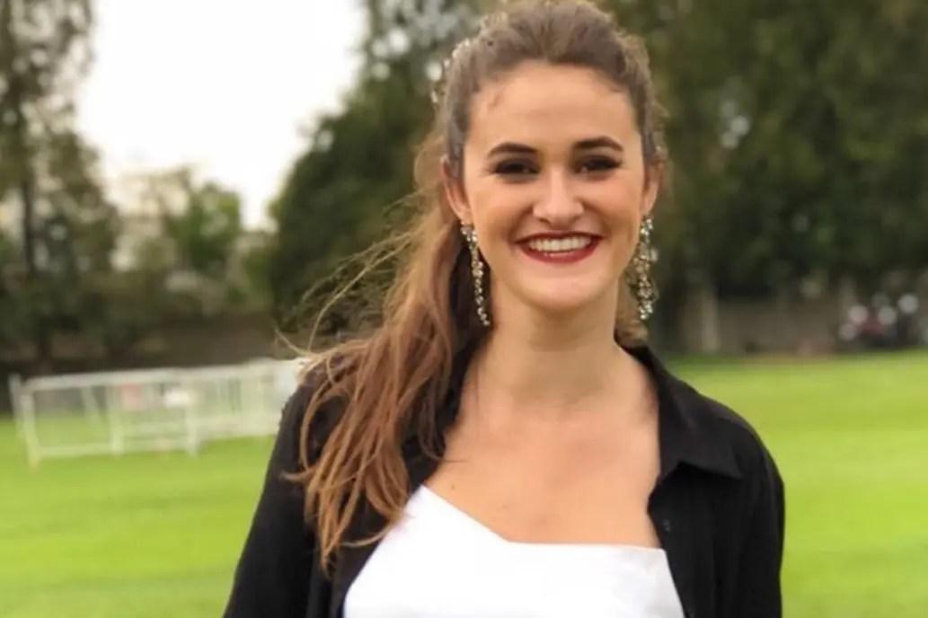 La hija del Ministro de Gobierno de María Eugenia Vidal