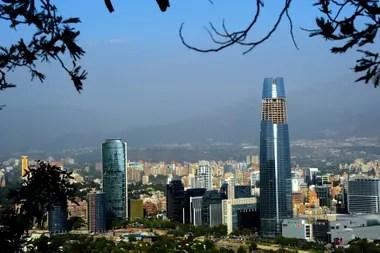 Santiago de Chile es la ciudad con el metro cuadrado más caro de la región