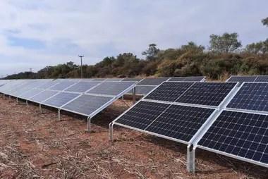 De total de proyectos renovables, 55 son parques eólicos, que tienen una capacidad instalada de 2818 MW y 34 son solares, con 760 MW