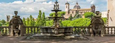 Las famosa ciudad termal de San Pellegrino