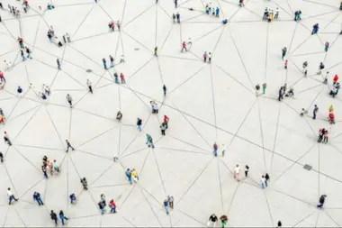 Cuanto más grande son las redes, menos efectivas son