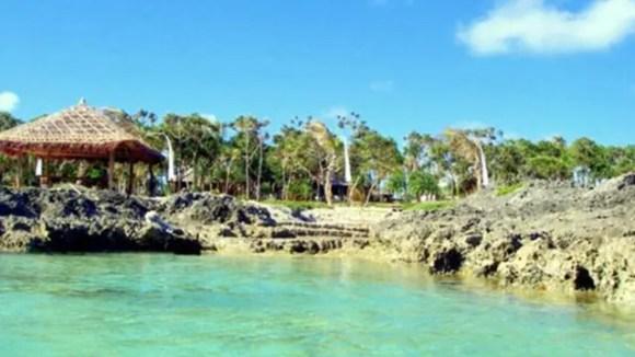 Las costas de Vanuatu.