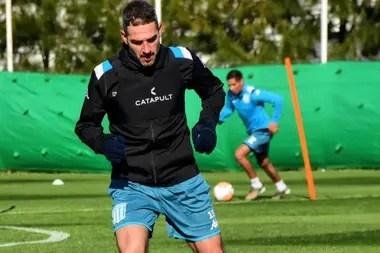"""López: """"Lo importante es que el equipo genera muchas situaciones y sigue ganando"""""""