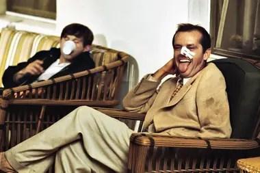Jack Nicholson y Roman Polanski tuvieron un fuerte -y ridículo también- enfrentamiento durante el rodaje