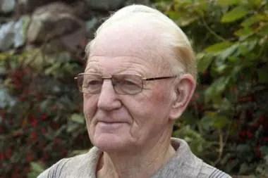 George Stobbs fue testigo de las consecuencias inmediatas del accidente