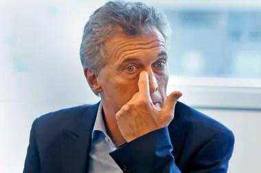 El ltimo round del ao de la pelea entre Macri y Moyano