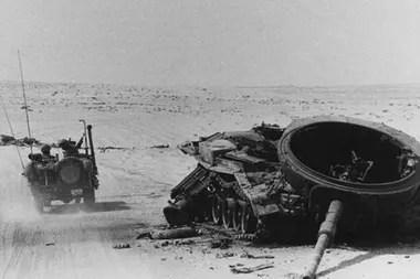 El embargo fue resultado de la Guerra del Yom Kipur de 1973