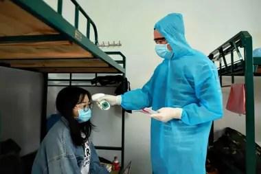 Los servicios médicos de todo el mundo se vieron colapsados por la pandemia de coronavirus