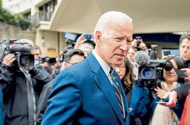 Joe Biden, principal rival político de Trump