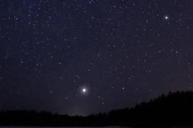 Los investigadores aprovecharon el frío de la noche para generar electricidad