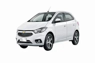 El Chevrolet Onix