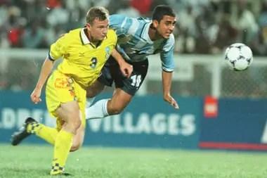 Rolfi Montenegro, una de las figuras de aquel equipo del Mundial 99