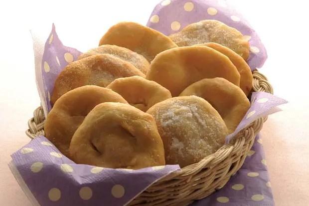 Receta de Tortas fritas criollas  LA NACION