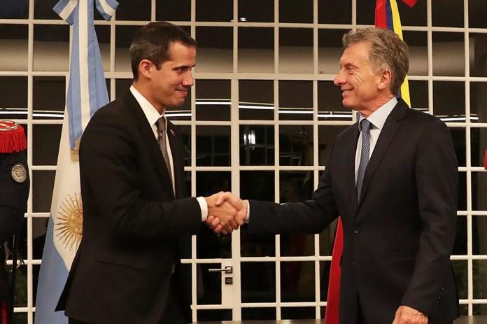 Macri recibió a Guaidó y el Gobierno lanzó una fuerte advertencia a Caracas - LA NACION