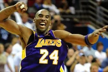 Kobe Bryant era uno de los máximos anotadores en la historia de la NBA