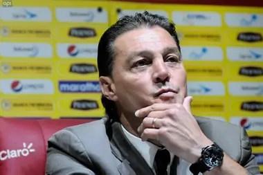 Alfaro Moreno está nacionalizado ecuatoriano y dice que va a morir en el país de sus hijos.