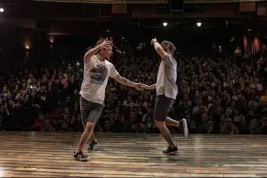 Por segunda vez, Nico y Benja disfrutan juntos de hacer teatro y ser una de las obras más vistas de la cartelera