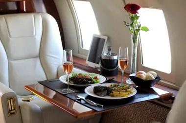 Un vuelo corto de Buenos Aires a Punta del Este cuesta entre US$2500 y US$14.000 y uno de largo alcance puede ascender a US$140.000