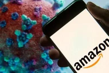 Amazon anunció la contratación de decenas de miles de personas por la escalada en la demanda