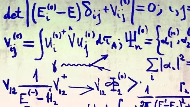 En su raíz, puede que el universo sea pura matemática