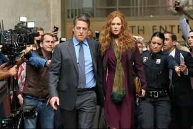 Nicole Kidman y Hugh Grant en The Undoing, la nueva serie de David E. Kelley