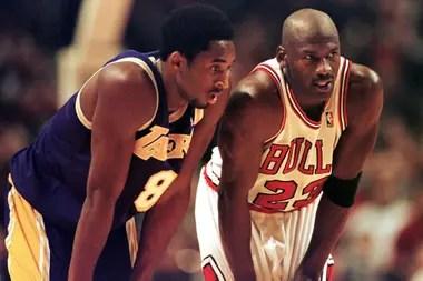 Lo más parecido a MJ fue Kobe Bryant, por logros y estilo de juego; Su Majestad, que lo tenía como a un hermano menor, lloró al despedirlo en el homenaje público a La Mamba Negra tras su muerte.