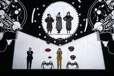 Un alarde de despliegue y talento en el montaje de La flauta mágica, en Madrid