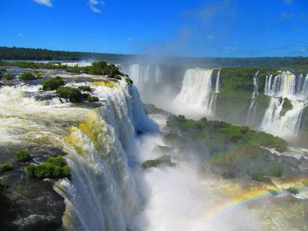Extension voyage a Iguazu