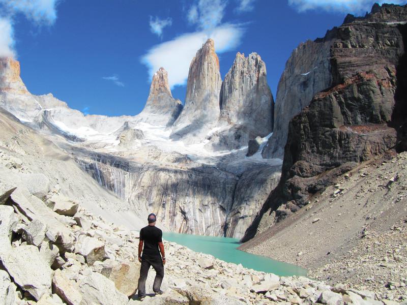 Torres del paine trekking w