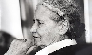 Meet the top 100: Doris Lessing