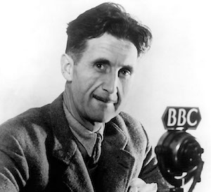 Meet the top 100: George Orwell