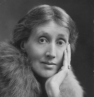 Meet the top 100: Virginia Woolf