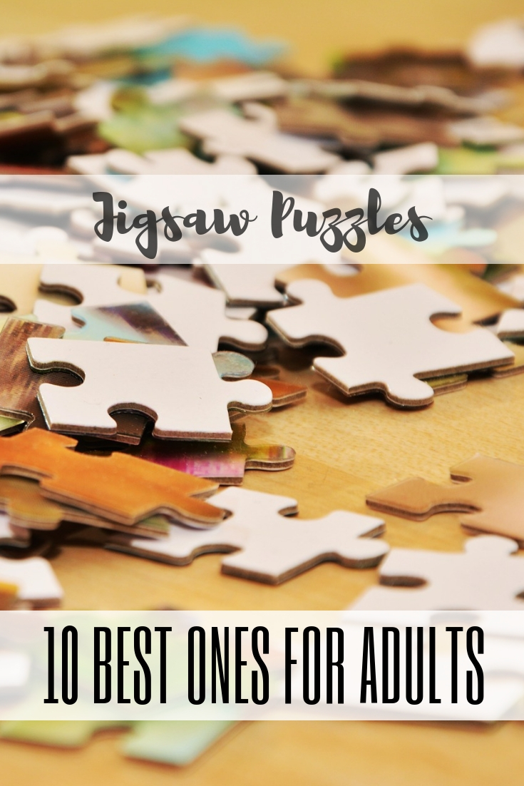 Best 1000 Piece Jigsaw Puzzles for Adults (& Tips on How to Complete One)