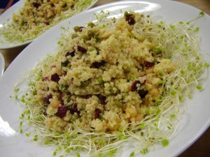 curried couscous recipe