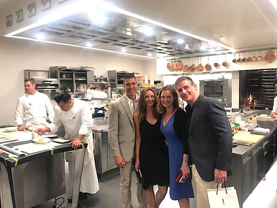 Visiting the Kitchen at The French Laundry