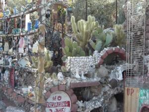 Louis Lee's Rock Garden in Phoenix