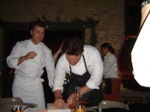 Tyler Florence & Michael Chiarello