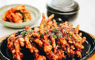 Chicken Feet Dish