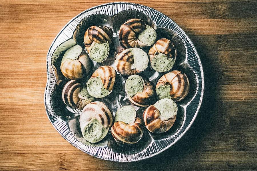 Weird Food - Escargot (Snails)
